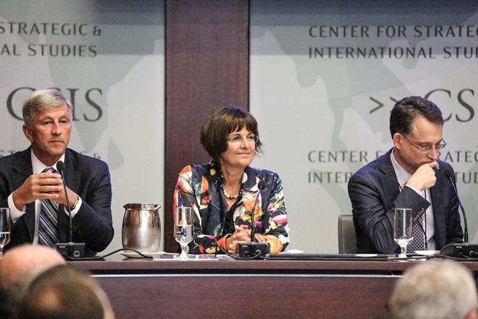 CSIS Panel Discussions, Oct. 1