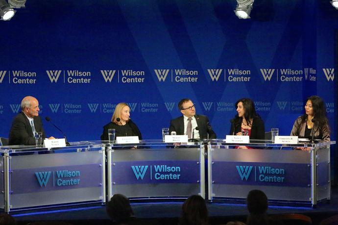 Wilson Center Panel Discussions, Oct. 2