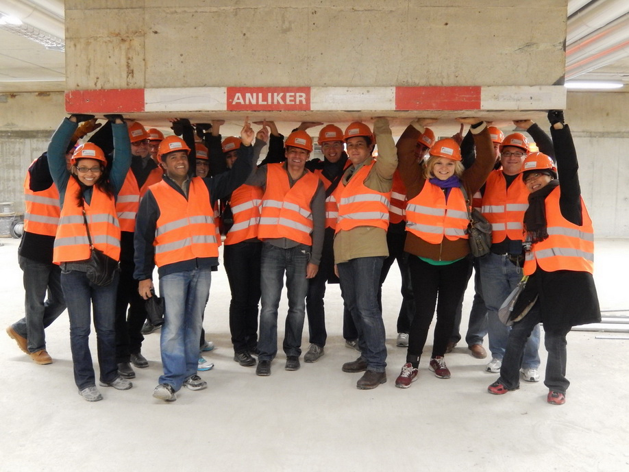Visit to Cross-City Link, Zurich, Switzerland